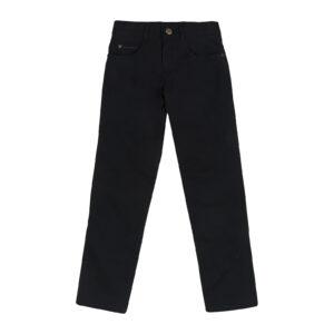 Штани для хлопчика темно-сірого кольору на підкладці BoGi