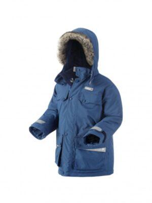 Куртка парку для хлопчика синя Rectangle