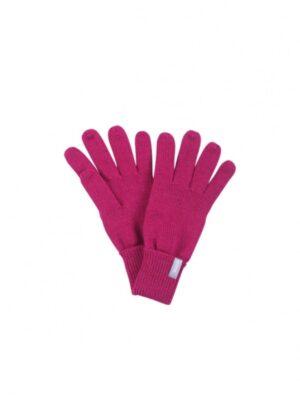 Рукавички Holly для дівчинки рожево-вишневі