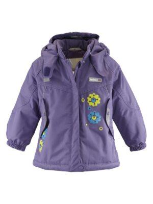 Куртка фиолетовая для девочки Reima Vivant 511019B
