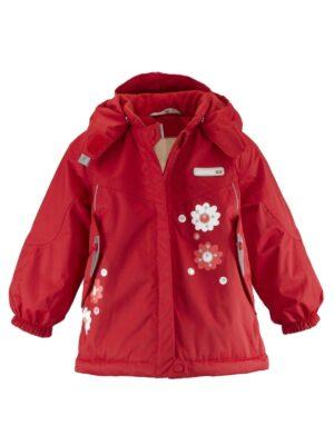 Куртка красная для девочки Reima Vivant 511019B