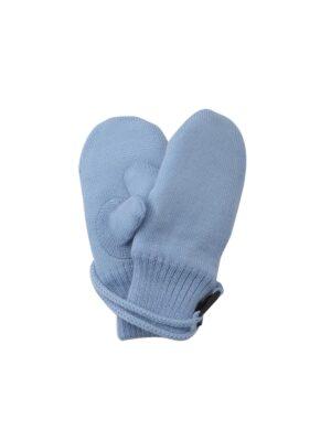 Шерстяные варежки голубого цвета для малышей 517010 Reima