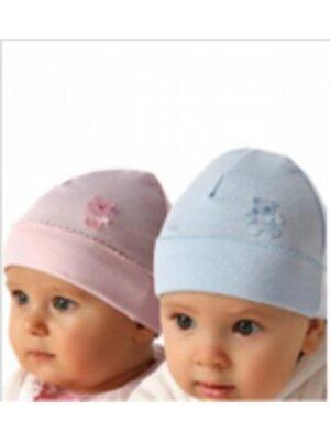 Шапка без ушек для новорожденных малышей Bambini