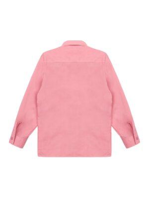 Рубашка для мальчика классика розовая Арт.01-15-17 Jankes