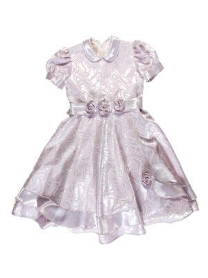 Сукня для дівчинки світло-фіолетове ошатне Malgosia