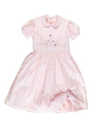 Платье для девочки нежно-розовое нарядное Jola