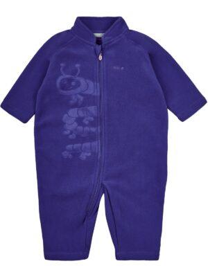 Комбинезон флисовый для мальчика фиолетовый Reima
