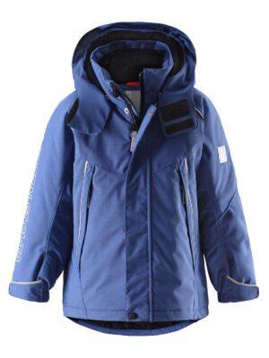 Куртка для мальчика синего цвета Sturby
