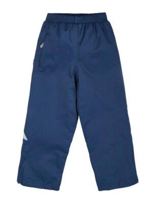 Штани на резинці сині