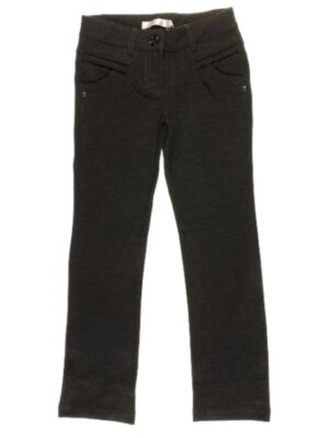 Штани для дівчинки підлітка сірі