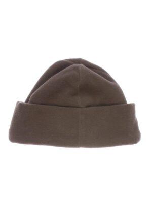 Зимняя шапка для мальчика флисовая коричневая Air