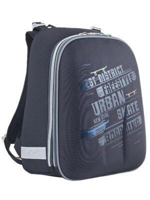 Рюкзак для мальчика каркасный Н-12 Shelby Skate