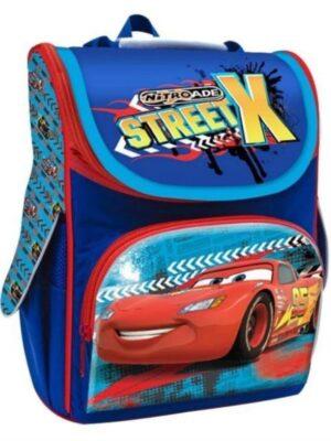 Рюкзак каркасний  552737 Cars 34*26*14см H-11 (552737)1 вересня