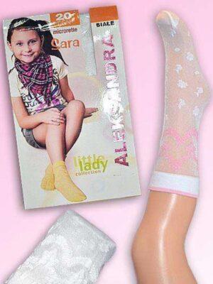 Носки для девочки в цветочках Sara