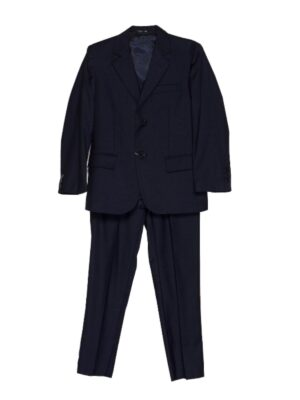 Костюм для мальчика школьный синего цвета 3 предмета Lakids