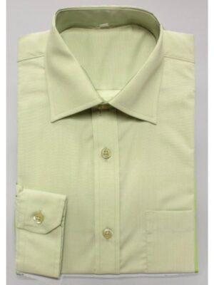 Сорочка для хлопчика олива однотонна