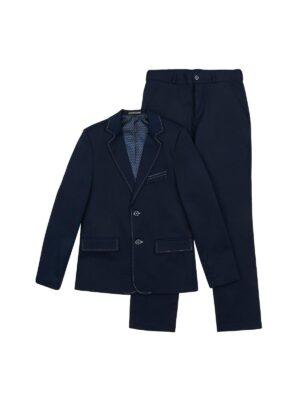 Костюм для хлопчика темно синій ошатний клубний Jankes Oxford