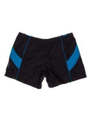 Шорти пляжні для хлопчика сині з смугою
