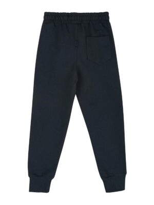Спортивні штани для хлопчика чорні