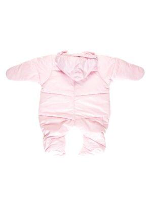 Комбінезон для новонародженого рожевий Bobo