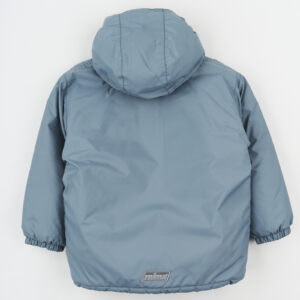 Куртка для хлопчика сіра Thunder