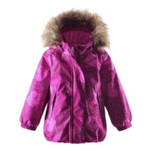 Куртка зимова R-Tec для дівчинки малинова