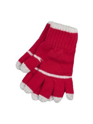 Перчатки Margot Bis для девочки Красные