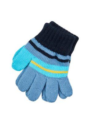 Перчатки Margot Bis для мальчика Голубые