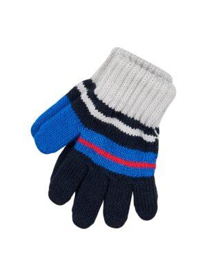 Перчатки Margot Bis для мальчика Синие