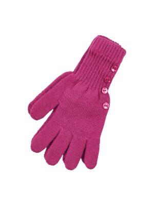 Пальчатки Margot Bis для дівчинки Фіолетові