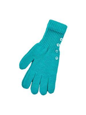 Пальчатки Margot Bis для дівчинки Зелені