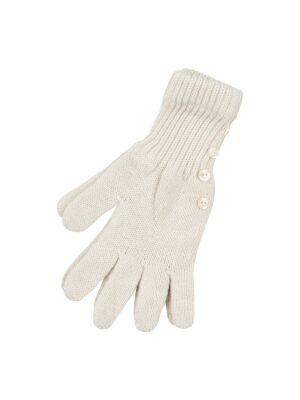Пальчатки Margot Bis для дівчинки Бежеві