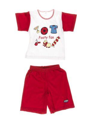 Піжама для хлопчика з яскравими іграшками