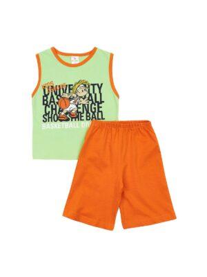 Піджама для хлопчика майка і шорти для літа Kazan bebe