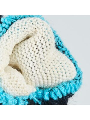 Перчатки Margot Bis для девочки Голубые