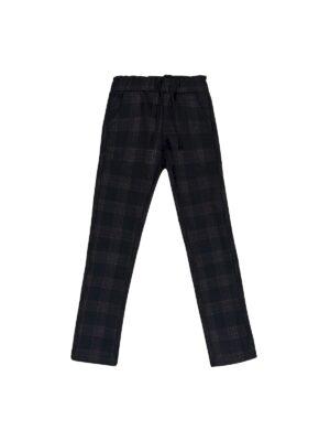 Штани для дівчинки в клітку YUKE Демісезон