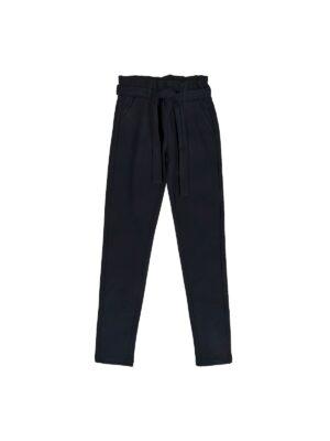 Штани для дівчинки сині утеплені YUKE Демісезон