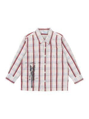 Рубашка для мальчика Besta Plus