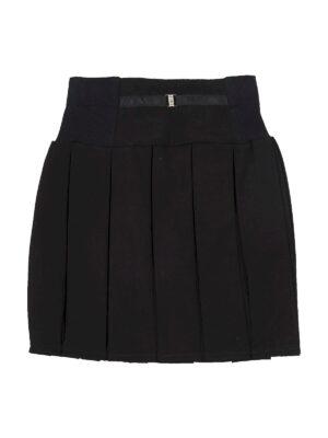 Спідниця для дівчинки шкільна чорна 61322 Deloras