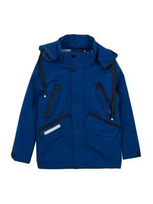 Куртка для мальчика  синяя GP Демисезон