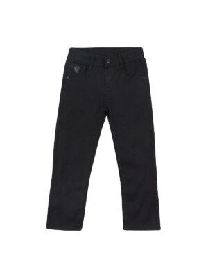Джинси для хлопчика L-03 чорні демісезон Jeans