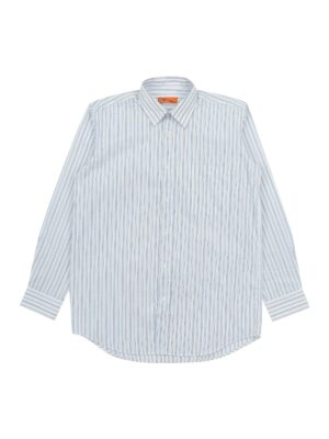 Рубашка для мальчика голубая GULLIVER Демисезон