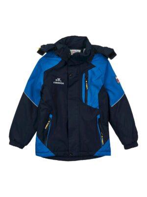 Куртка для хлопчика синя Арт.1916 Ajrkanon Демісезон
