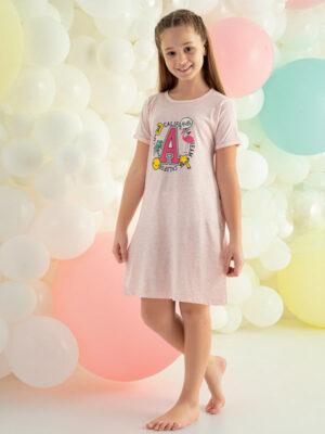 Ночная рубашка для девочки Kazan Bebe Арт.151