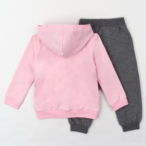 Костюм для девочки светло розовый Арт.15228 Breeze