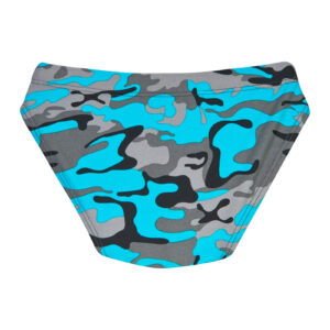 Плавкі купальні для хлопчика блакитні з сірим 631-2 Same Game
