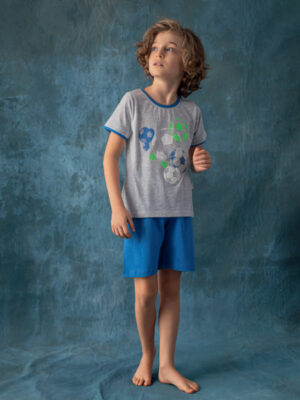 Пижама летняя для мальчика Арт. 882 Kazan bebe
