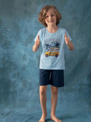 Піжама для хлопчика літня Арт.910 Kazan bebe
