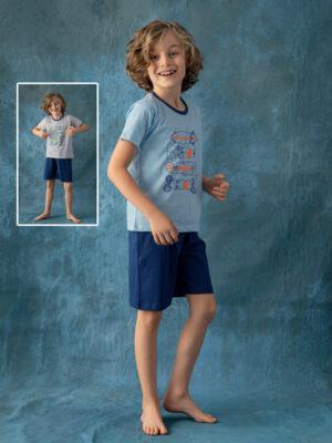 Піжама для хлопчика літня Арт. 913 Kazan bebe