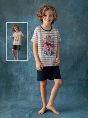 Пижама для мальчика летняя Арт. 941 Kazan bebe